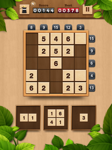 TENX - Wooden Number Puzzle Game  screenshots 10