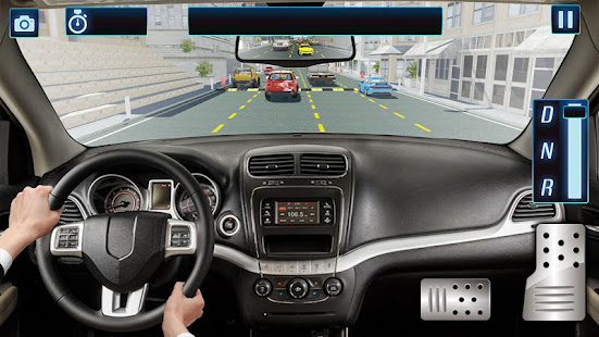 Modern POV Car Driving Games 1.7 Screenshots 13