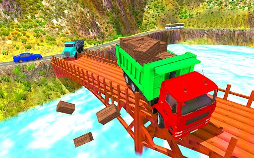 Cargo Truck Game: Transporter Truck Simulation  screenshots 4
