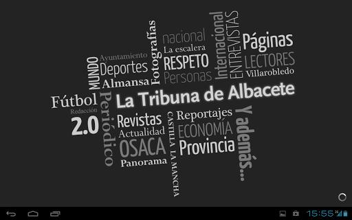 La Tribuna de Albacete 2.6 screenshots 3