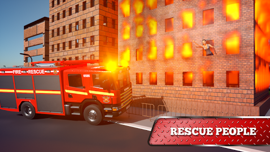 American Firefighter Emergency Rescue For Pc (Free Download On Windows 10, 8, 7) 3