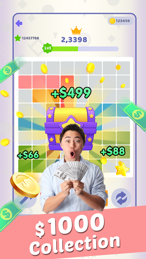 1010!u00a0Blocku00a0Fun - Fun to Block Blast and Puzzle 1.0.2 screenshots 3
