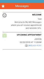my Oklahoma WIC