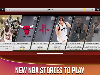 NBA 2K20 APK İndir 9
