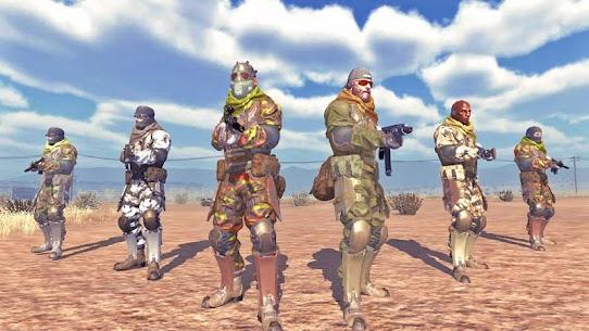 FPS Encounter Secret Mission Mod Apk (God Mode/Dumb Enemy) 1