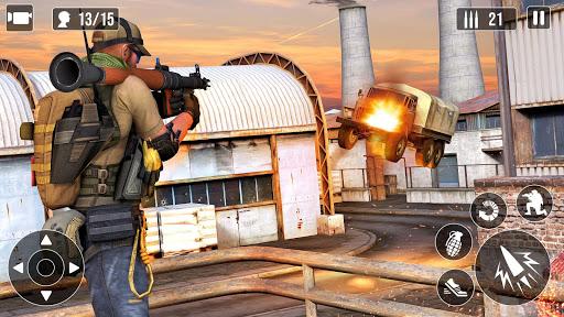 Army shooter Military Games : Real Commando Games 0.2.0 screenshots 6
