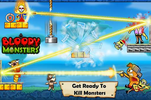 Bloody Monsters  updownapk 1