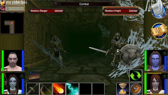 Kingdoms Forlorn – Turn Based RPG Open World 1.0 Latest MOD APK 1