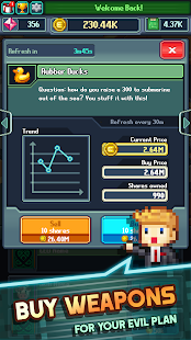 Tap Tap Titan - Idle Evil Clicker Screenshot