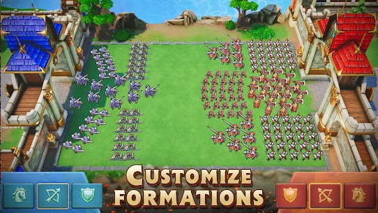 Lords Mobile APK MOD 2.61 (Unlimited Gems/Resources) 9