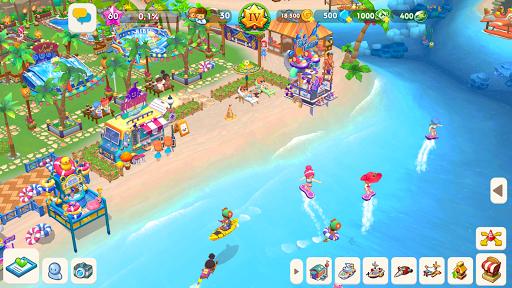 My Little Paradise : Resort Management Game Apkfinish screenshots 8