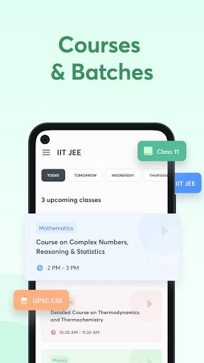 Unacademy Learning App modiapk screenshots 1