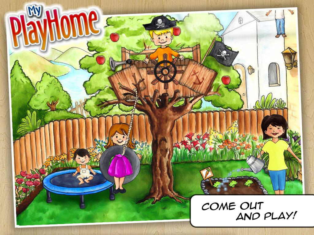 My PlayHome : Play Home Doll House  poster 1