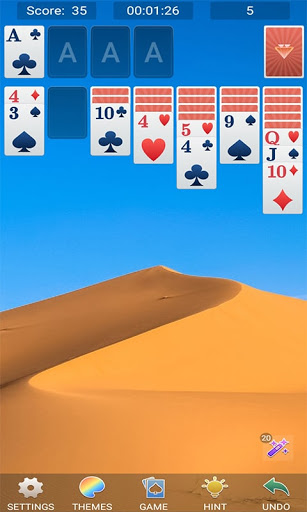 Solitaire Card Games Free 1.0 screenshots 17