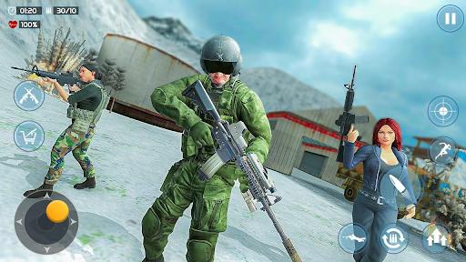 Modern Commando 3D: New Shooting- Army Games 2020 1.0.5 screenshots 3