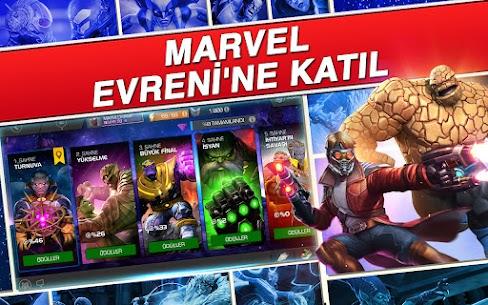 Marvel Şampiyonlar Turnuvası Hileli Apk Güncel 2021** 5