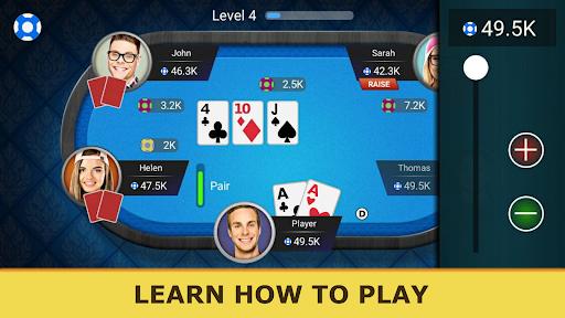 Poker Offline: Texas Holdem  screenshots 3