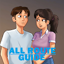 New SummerTime Saga ALL Route Guide 2020