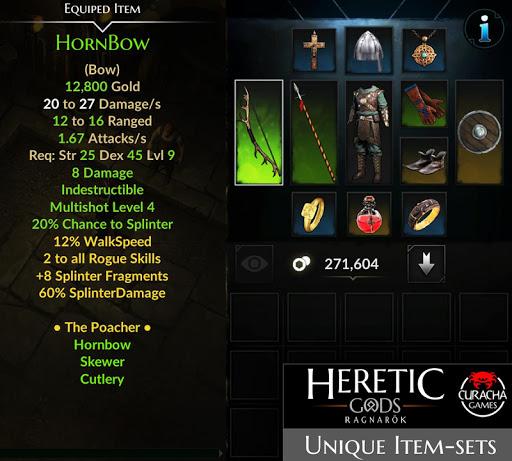 HERETIC GODS v.1.11.11 Screenshots 12