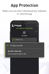 ZoneAlarm Mobile Security & Antivirus Protection Screenshot