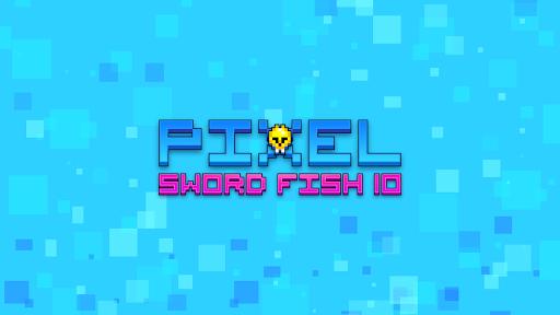 Pixel Sword Fish io  screenshots 7
