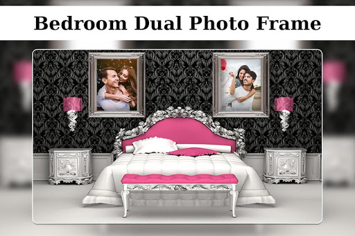 bedroom dual photo frame screenshot 1