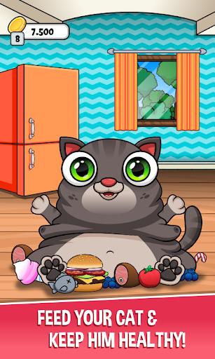 oliver the virtual cat screenshot 3