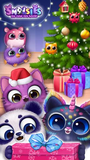 Smolsies - My Cute Pet House screenshots 2