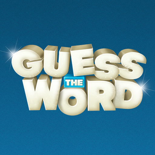 Guess the Word. Word Games Puzzle. What's the word