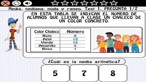 Matemu00e1ticas 12 au00f1os 1.0.20 screenshots 3