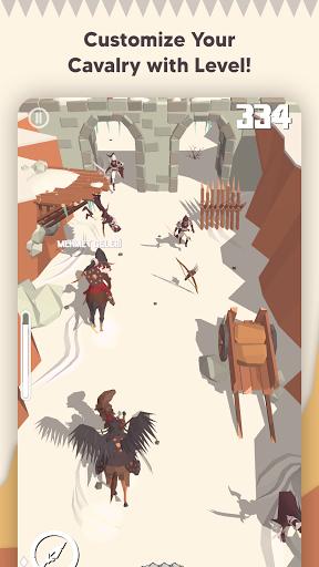 Ride to Victory - Ottoman War Endless Run 1.5.0 screenshots 8