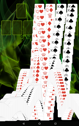 Spider Solitaire (Web rules)  screenshots 10