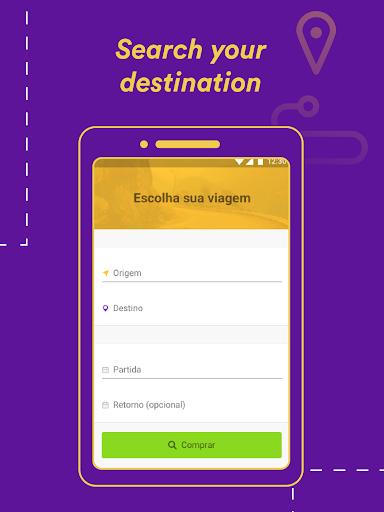 ClickBus - Bus Tickets 3.16.1 Screenshots 9