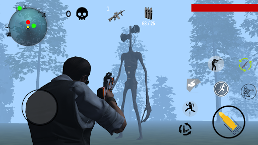 Siren Head haunted house - scary horror Adventure apkdebit screenshots 10