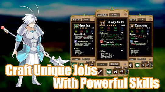 Jobmania Eternal Dungeon – RogueLike DeckBuilding 3