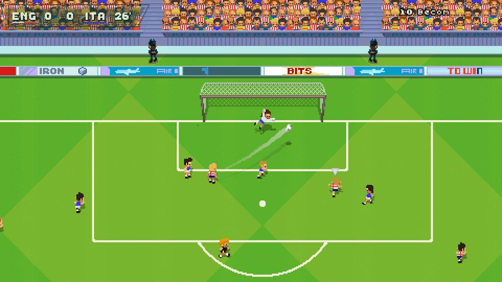 Super Arcade Football poster 1