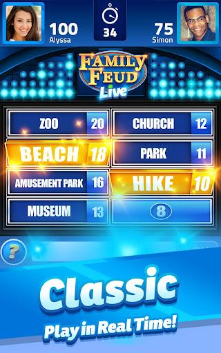 Family Feudu00ae Live!  Screenshots 16