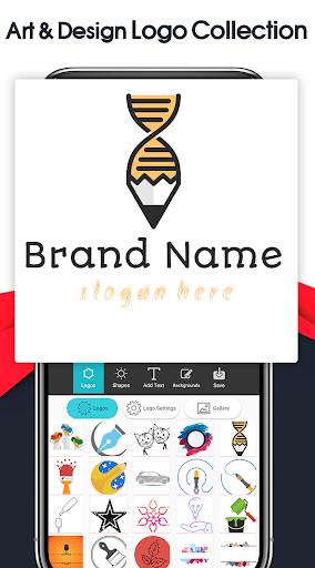 Logo Maker - Logo Creator, Generator & Designer 1.4.1 Screenshots 3