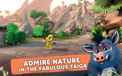 Leo and Tig: Forest Adventures  screenshots 5