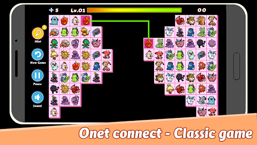 Onet Connect Classic - Onet Link Animal 1.0.6 screenshots 1