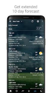 3D Flip Clock & Weather 5.96.5 Screenshots 12