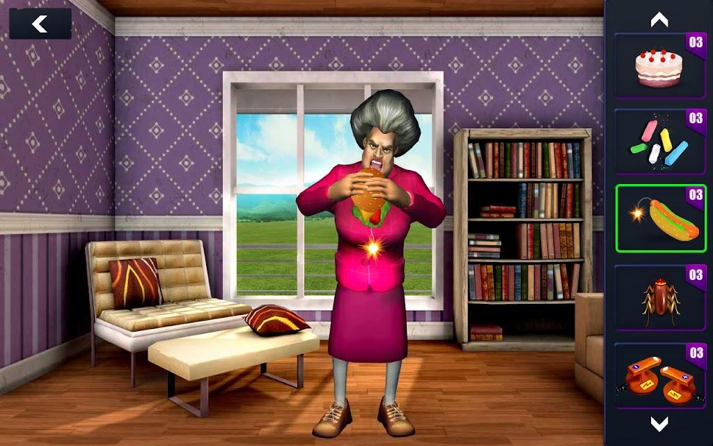 Scary Teacher 3D  poster 23
