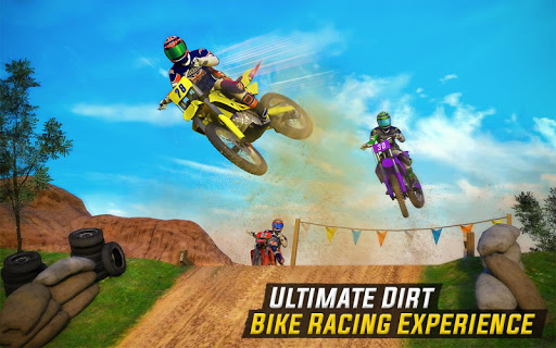 Xtreme Dirt Bike Racing Off-road Motorcycle Games apkmr screenshots 8