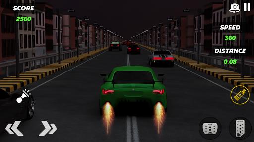 Extreme Turbo Car Racing: Traffic Simulator 2021  screenshots 4