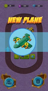 Download Merge Plane Mod APK 1.19.2 (Unlimited Money, Gems) 4