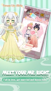 Dress Up Girls MOD (Unlimited Clothes) 4