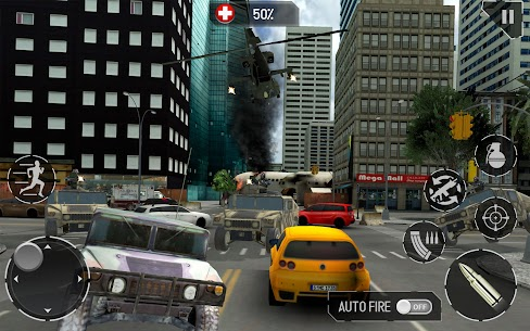 Real Commando Fire Ops Mission Mod Apk (Unlimited Money) 9