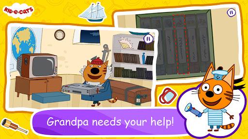 Kid-E-Cats Bedtime Stories for Kids 1.0.4 screenshots 11