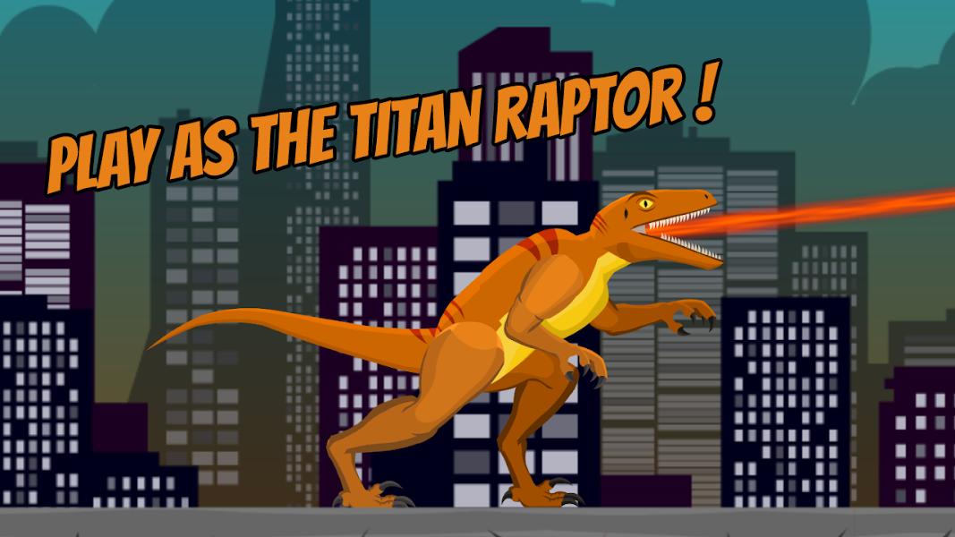 Hybrid Titan Raptor: Downtown Rampage