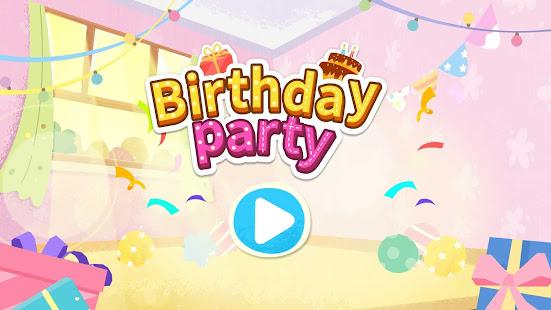Little panda's birthday party 8.57.00.00 Screenshots 18